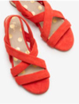 Ava Espadrille Sandals by Boden