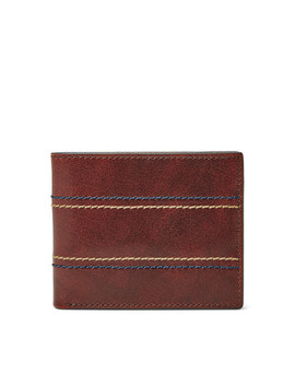 Reese Rfid Flip Id Bifold by Fossil