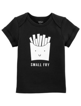 Small Fry Tee by Carter's