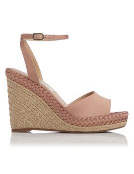 Daisie Rose Satin Espadrille Sandals by L.K.Bennett