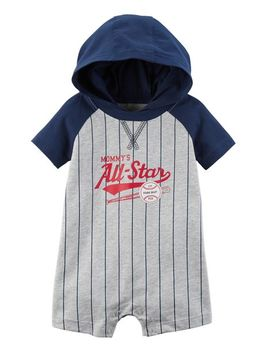 Baseball Romper by Carter's