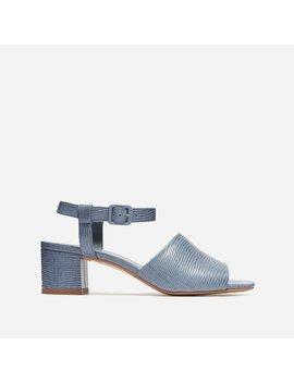 The Block Heel Sandal by Everlane