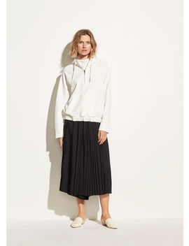 Pleated Culotte by Vince