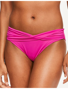 Seafolly Twist Hipster Bikini Brief by Seafolly