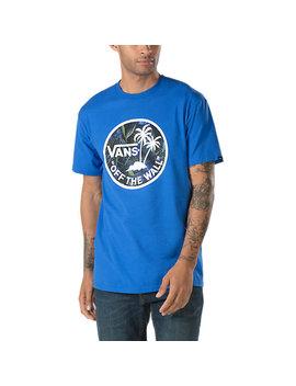 Dual Palm Fill T Shirt by Vans