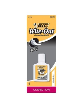 bic-wite-out-correction-fluid,-07oz by bic