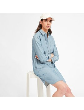 The Jean Shirtdress by Everlane