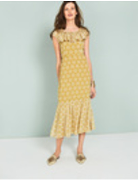 Allegra Midi Dress by Boden