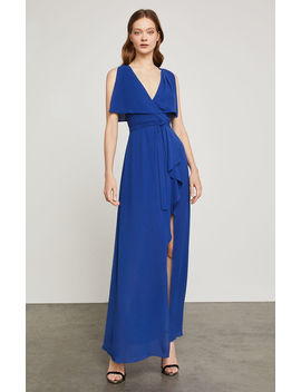 Fanella Faux Wrap Maxi Dress by Bcbgmaxazria