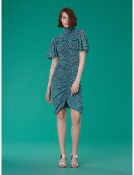 The Dvf Olivia Mesh Dress&Nbsp; by Dvf