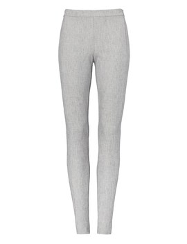 Petite Devon Legging Fit Stretch Twill Pant by Banana Repbulic