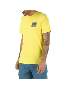 No Tourist Patch T Shirt by Vans