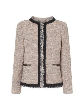 Gee Pink Tweed Jacket by L.K.Bennett