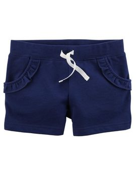 French Terry Shorts by Carter's