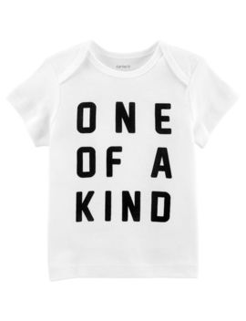 One Of A Kind Tee by Carter's