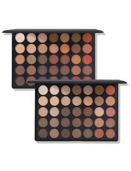 35 Omatte &Amp; 35 Oshimmer Nature Glow Eyeshadow Palettes Bundle by Morphe