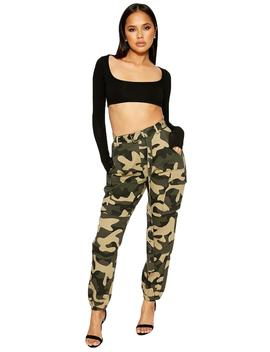 Cool, Camo &Amp; Cargo Pants by Naked Wardrobe
