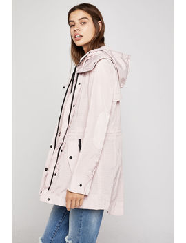 Hooded Utility Jacket by Bcbgeneration
