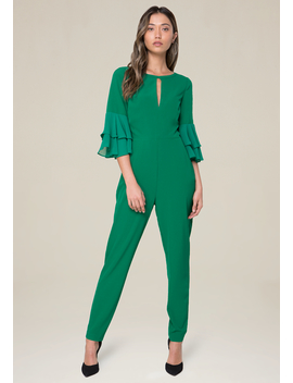 Nora Jumpsuit by Bebe