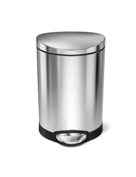 Simplehuman® 6 Litre Trash Can by Pottery Barn