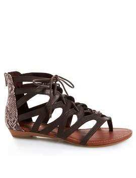 Rampage Santini Womens Gladiator Sandals by Burlington