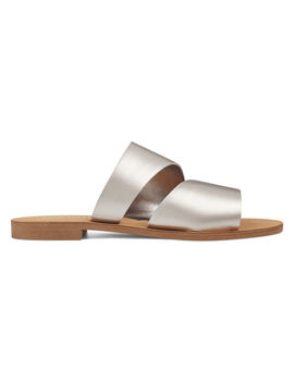 Emdown Slide Sandals by Nine West