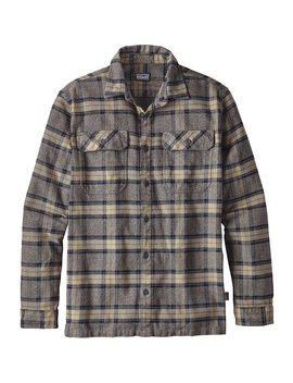 Fjord Flannel Shirt   Men's by Patagonia