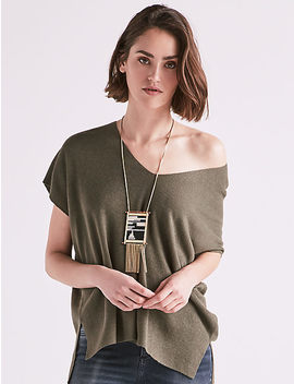 Short Sleeve Pullover by Lucky Brand