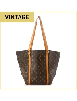 Louis Vuitton Sac Shopper   Vintage by Burlington
