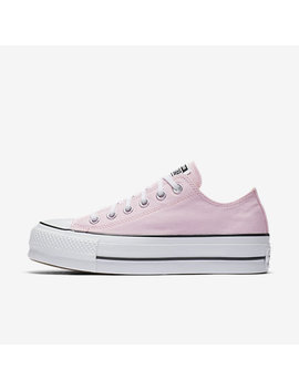 Converse Chuck Taylor All Star Lift Canvas Low Top by Nike