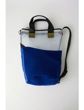 Wide Shopper Blue by Acne Studios