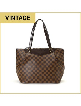 Louis Vuitton Westminster Pm Tote   Vintage by Burlington