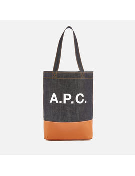 A.P.C. Axel Tote Bag   Caramel by A.P.C.