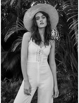 Rose Jumpsuit by Reformation
