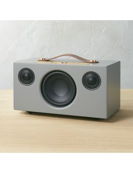 Audio Pro Addon C5 Grey Wi Fi/Wireless Speaker by Crate&Barrel