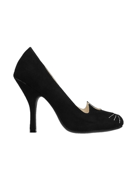 Womens T.U.K. Sophisticated Kitty Heel by Read Reviews
