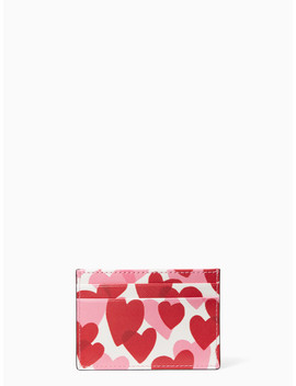 Yours Truly Card Holder by Kate Spade