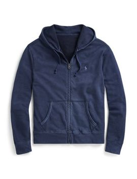 Classic Fit Spa Terry Hoodie by Ralph Lauren