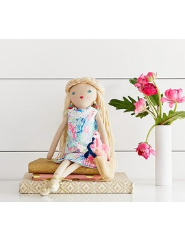 Lilly Pulitzer Little Lilly Designer Doll by Pottery Barn Kids