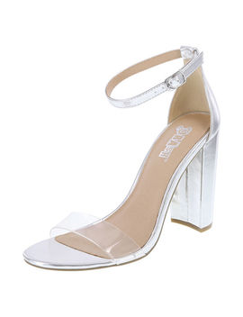 Women's Lucite Houston Sandal by Learn About The Brand Brash