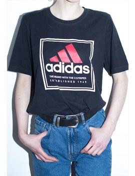 Vintage Adidas T Shirt by Adidas