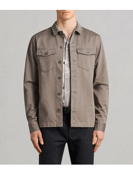 Tactical Shirt by Allsaints
