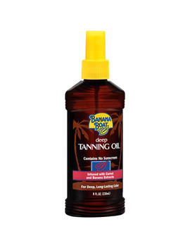 Banana Boat Deep Tanning Oil8.0 Fl Oz by Walgreens