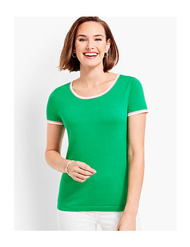 Tipped Shell by Talbots