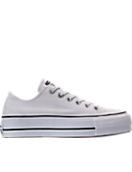 Women's Converse Chuck Taylor All Star Lift Low Casual Shoes by Converse