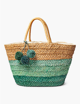Basket Beach Tote by Lucky Brand