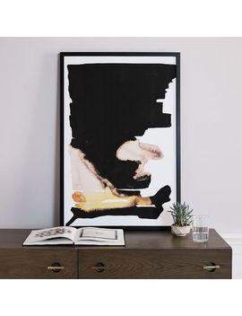 Framed Print   Graphic Blot by West Elm