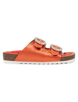 Illwait Slip On Sandals by Nine West