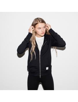 Women's Essentials Full Zip Hoodie by Converse