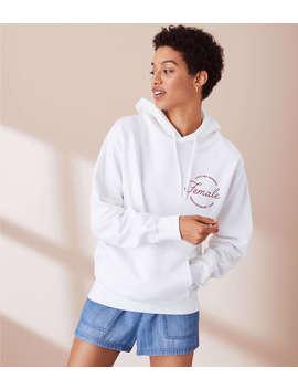 The Style Club Female Sweatshirt by Lou & Grey